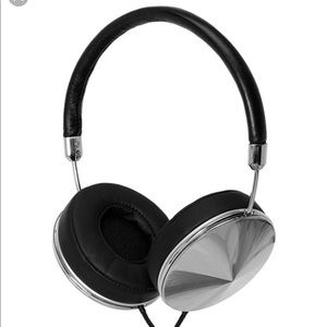 FRENDS TAYLOR Headphones in Silver & Black
